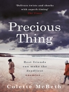 Precious Thing (eBook)